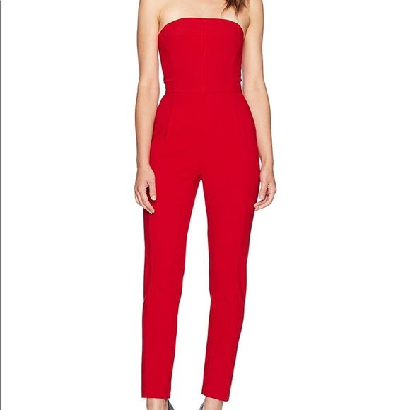 fd5fd49972a Black Halo Other - Black Halo Red Jumpsuit